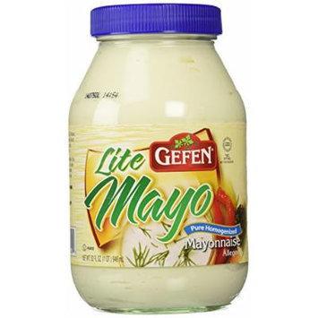 Gefen Mayonnaise, Lite, 32 Ounce