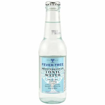 Fever Tree Mediterranean Tonic Water - 6.8 oz