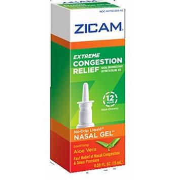 Zicam Extreme Nasal Congestion Relief Liquid 0.5oz (6 Pack)
