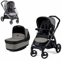Peg Perego Book Pop with Stroller Rain Cover (Atmosphere)