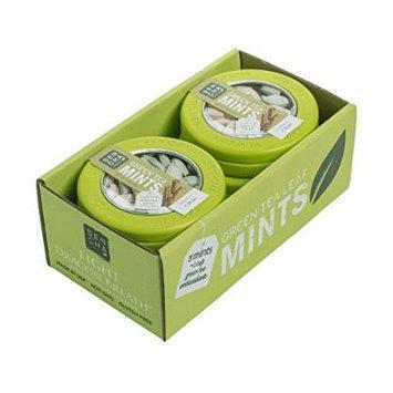 SENCHA NATURALS Green Tea Mints, Bombay Chai, 6 Count