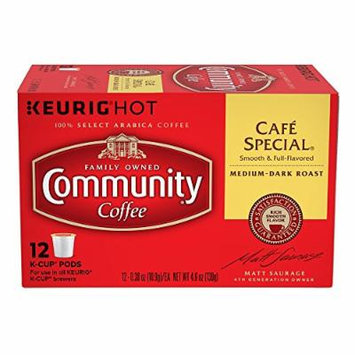 Community Coffee Cafe Special Keurig K-Cups, 24 Count