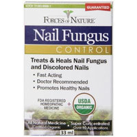 Forces of Nature Nail Fungus Control, 33 ml
