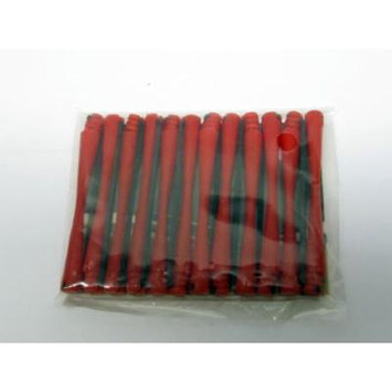 Perm Rods Midget Red Lot of 1 Dozen