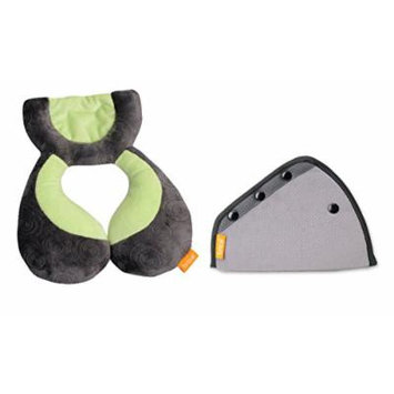 Brica Koosh'n Infant Neck And Head Support with Seat Belt Adjuster
