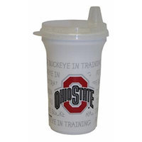 NCAA Licensed Sippy Cup with Lid (Ohio State Buckeyes)