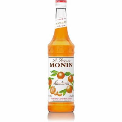 Monin Mandarin Orange Syrup, 750ml