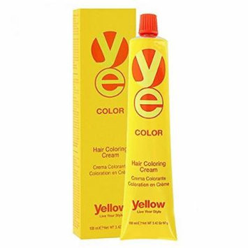 Yellow Color Permanent 4.65