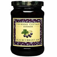 Thursday Cottage - Blackcurrant Jam - 340g