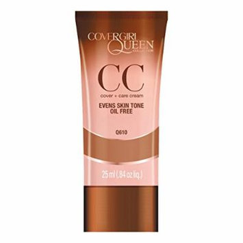 CoverGirl Queen Collection CC Cream, Amber Glow Q610, 1 Fluid Ounce