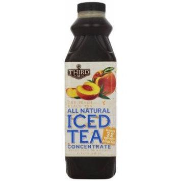 Third Street Chai Peach Black Tea, 32-Ounce (Pack of 6)