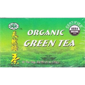 GTR - Organic Green Tea (Pack of 1)