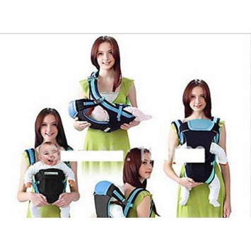 R@ JK 2-30 Months Breathable Multifunctional Front Facing Baby Carrier Infant Comfortable Sling Backpack Pouch Wrap Baby Kangaroo
