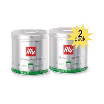 Illy Iperespresso Capsules Decaf Coffee (2-pack), 5-ounce, 21-count Capsules