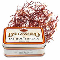 Saffron Threads - 1 Oz. Tin (Premium Grade)
