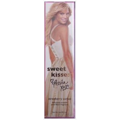 SWEET KISSES STRAWBERRY SORBET Perfume for women by Jessica Simpson, 1 oz EDP Spray