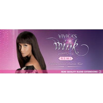 Vivica's Wink, REMI Quality Blend Protein Hair, Vivica A. Fox Hair Collection, Yaky Weave, 16,