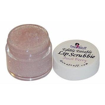 Acai Berry Flavor Lip Scrub, By Diva Stuff