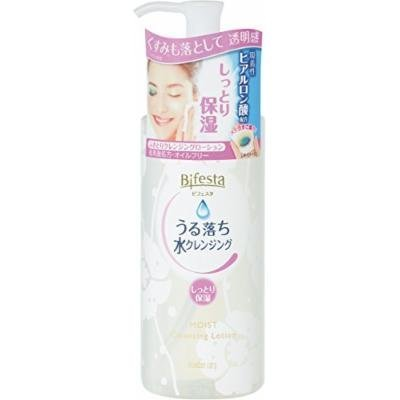 GATSBY MANDOM Bifesta Cleansing Lotion, Moist
