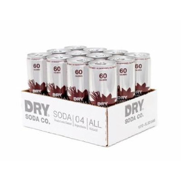 Vanilla Bean DRY Soda, 12 Ounce Cans (Pack of 12)