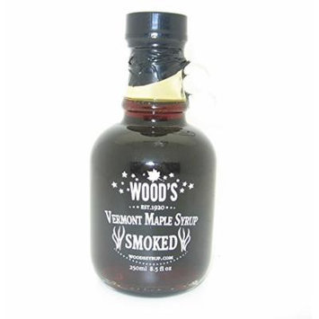 Smoked Vermont Maple Syrup