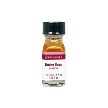 Lorann Butter Rum Dram With DROPPER