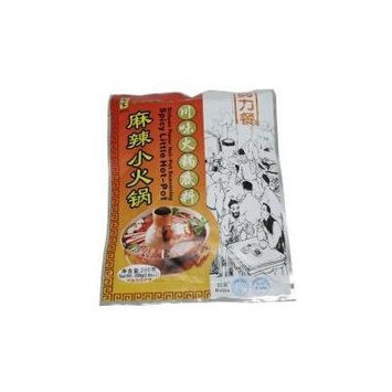 Baijia - Spicy Little Flavor Hot-pot Seasoning 7.05oz z (Pack of 2)