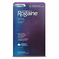Womens Rogaine Foam Hair Regrowth Treatment, 6 Month Supply, 6.33 Ounce