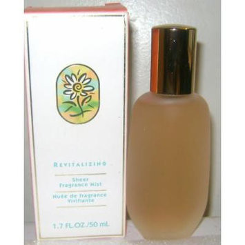 Mary Kay Revitalizing Sheer Fragrance Spray Mist ~ 1.7 oz. ~ Private Spa Collection Cologne