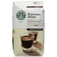 Starbucks Expresso Ground Coffee, 12 oz