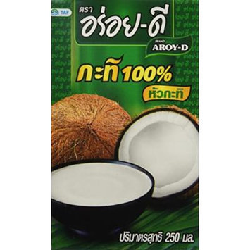 100% Coconut Milk - 8.5 Oz Packages (18-pack)