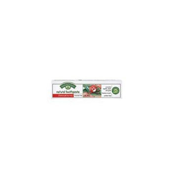 Natures Gate Cherry Gel Natural Toothpaste, 5 Ounce -- 6 per case.