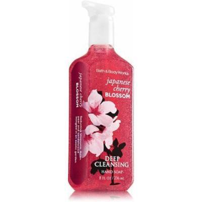Bath & Body Deep Cleansing Hand Soap Japanese Cherry Blossom