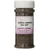 Faeries Finest Sea Salt, Hickory Smoked, 6.20 Ounce