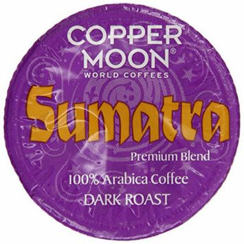 Copper Moon Aroma-Cup, single-Serve Sumatra, 12 Count
