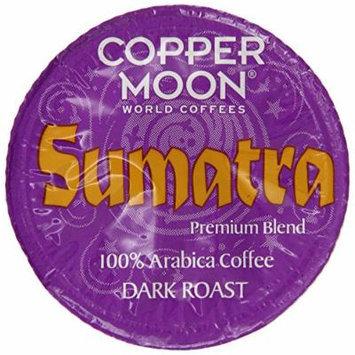 Copper Moon Aroma-Cup, single-Serve Sumatra, 12 Count