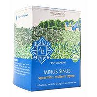 Four Elements Minus Sinus 16 ct Herbal Teas Tin