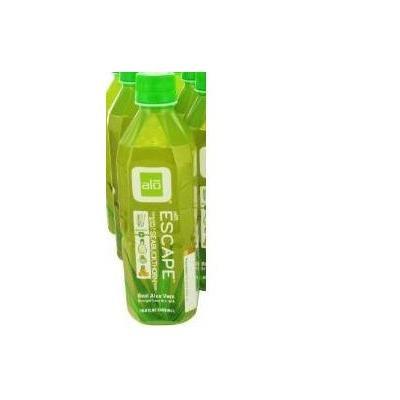 ALO - Original Aloe Drink Escape Aloe + Pineapple Guava + Seabuckthorn Berry - 16.9 oz. (Pack of 3)