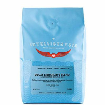 Intelligentsia, Decaf, Librarian's Blend, Whole Bean Coffee 12oz
