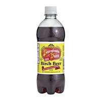 PA Dutch Birch Beer, Famous in Pennsylvania Amish Country, 20 Oz. Bottles (Pack of 8)