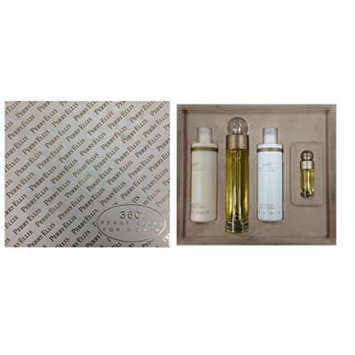 Perry Ellis 360 4 Piece Eau De Parfums Set for Women
