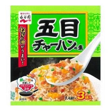 Gomoku Chahun - Mix Flavored Japanese Stir Fried Rice Seasoning, for 3 Servning