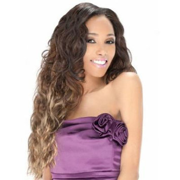 Outre Premium Purple Pack 100% Human Hair Blend Weave MALAYSIAN WAVE MULTI 5 (1B)