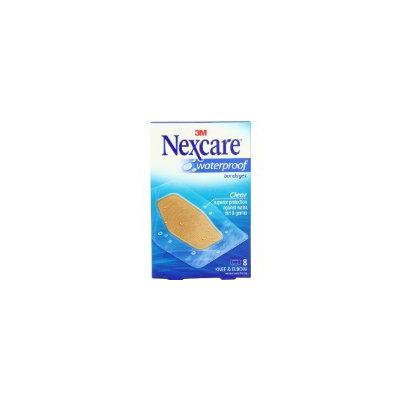 Waterproof Bandages, Nexcare Manufactured By 3M (581-08-02 Waterproof Knee Elbow Bandages)