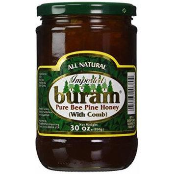 Ziyad Buram Honey with Combs, Pine, 30 Ounce