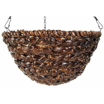 SuperMoss (29707) Wood Woven Baskets - Round Style, Baker 14
