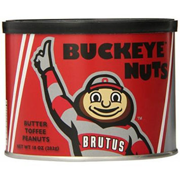 Virginia Diner Ohio State Peanuts, Butter Toasted, 10 Ounce