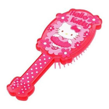 Hello Kitty Hair Brush: Pink Tutu