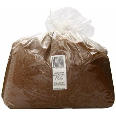 Los Chileros Chile Powder, Chipotle, 5 Pound