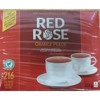 Red Rose Orange Pekoe Tea - 216ct/626g